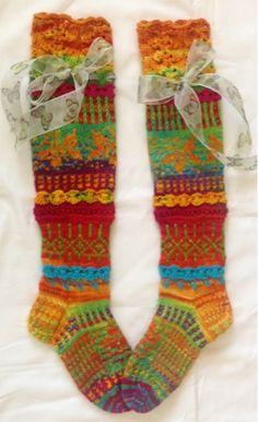 Socks, Knitting Socks, Sock, Stockings, Ankle Socks, Hosiery