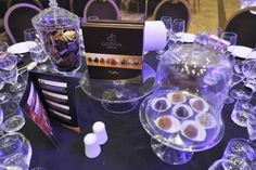 Frontier Awards - Cannes   Centrepieces   Event Styling by Emily Briday