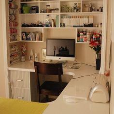 驚きの押入れ空間DIY!地味~な押入れがお洒落なデスクやベッドに変身!! - Spotlight (スポットライト)
