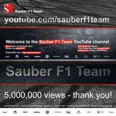 61 Best Sauber F1 Team Newsflash! images in 2017 | Motorsport news