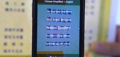 Bing Translator App Now On Windows Phone 8