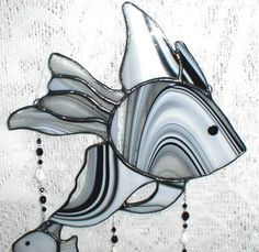 Pretty 3D fish