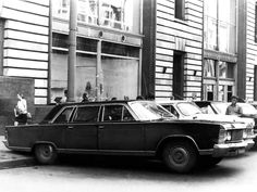 "1967 ГАЗ 14 ""Чайка"" Прототип (I серия)"