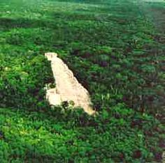 Coba Mayan Ruins archaeological site, Quintana Roo, Mexico - Tour By Mexico ®  www.tourbymexico.com