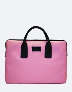 funda-portátil-rosa-claro Pretty In Pink, Kate Spade, Bags, Fashion, Pink, Laptop Sleeves, Handbags, Moda, Fashion Styles