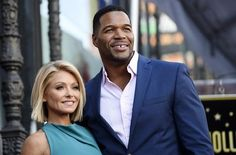 Bellamy Young Felt 'Tension' at Kelly Ripa and.: Bellamy Young Felt 'Tension' at Kelly Ripa and Michael Strahan's Reunion… Perfect Live, Pitch Perfect, Ken Levine, Jerry O'connell, Martina Mcbride, Michael Strahan, Kelly Ripa, Good Morning America, In Hollywood