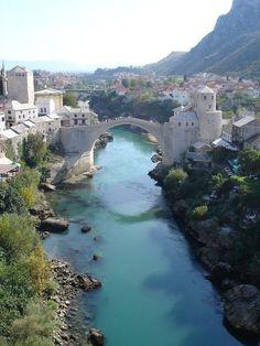 Mostar / Bosnia on imgfave