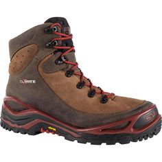 Rocky S2V Outdoor Footwear: Men's Brown Lace-Up Athletic Hiker - Style #RE010