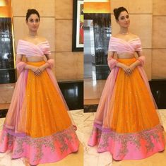 Mahi Fashion ~ Products ~ Tamanna Bhatia in Anushree Reddy's Off Shoulder Lehenga ~ Shopify Lehenga Designs, Red Lehenga, Lehenga Choli, Lehenga Blouse, Sari, Indian Attire, Indian Outfits, Indian Wear, Indian Clothes