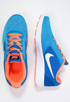 low priced bd13f fc8df Nike Performance REVOLUTION 3 - Laufschuh Neutral - blue für 59,95 €  (10.09.16) versandkostenfrei bei Zalando bestellen.