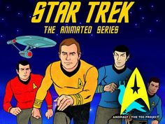 Star Trek The Animated Series - Week 1 (The TOS Project)