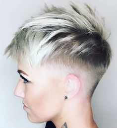 Short Hairstyle 2018 - 11