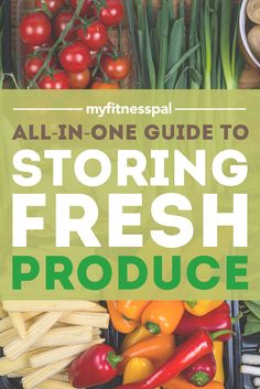 For those of us who don't have a green thumb, or the time, space or climate to grow our own fruits and veggies, fresh produce can be expensive. Knowing how to store it at home will not only preserv...
