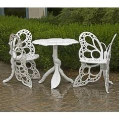$570.00 (CLICK IMAGE TWICE FOR UPDATED PRICING AND INFO)Cast Aluminum Patio  Furniture