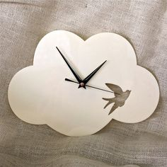 Image of Cloud Clock