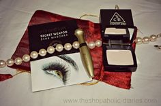 The Shopaholic Diaries - Indian Fashion, Shopping and Lifestyle Blog !: My Luxola Shopping Haul - Review | Beauty Shopping Online