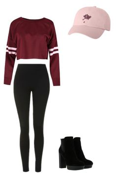 """""""Untitled #44"""" by meggrace04 on Polyvore featuring Topshop and Hogan"""