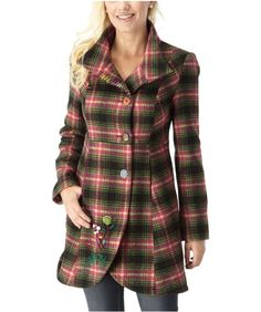 TOPSELLER! Joe Browns Women's Check Me Out Coat $61.00
