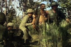 IA Drang Valley Battles 1965 | ... Ia Drang Valley of Vietnam. Photo extracted from US Army motion