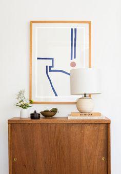 cabinet styling ideas
