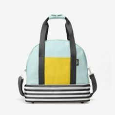 The Custom Small Weekender Bag - Design It Yourself..Love