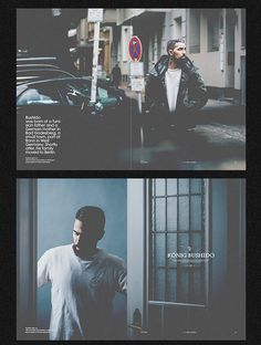 Bushido (german rapper) Website Redesign on Behance