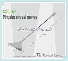 Stainless steel water tools pincha shovel