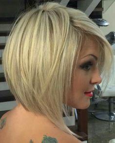 Hair * halflang kapsel - bob