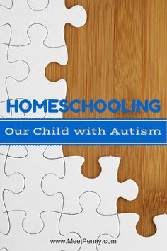 Insights from a mom homeschooling her daughter with Autism.