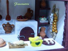 Cocina de la casa del perfumista