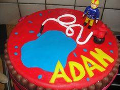 Adam 3 ans version Sam le pompier