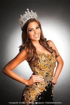 Maria Gabriela de Jesus Isler Morales, Miss Venezuela 2012
