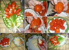 Tomatitos o tulipanes??