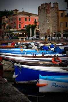 Bardolino, Lake Garda, Veneto, Italy