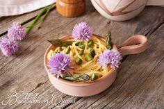 Carbonara di asparagi   Asparagus carbonara spaghetti    In tempo di asparagi un ottima alternativa alla carbonara classica    #recipe #ricetta #pasta #carbonara