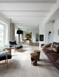 COUNTRYHOUSE INTERIOR - Helle Flou - Interior Designer