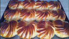 Булочки с творожной начинкой! Пышные и румяные! / Buns with cottage cheese! Berry Cake, Croissants, Hot Dog Buns, Donuts, Cake Recipes, Picnic, Berries, Deserts, Good Food