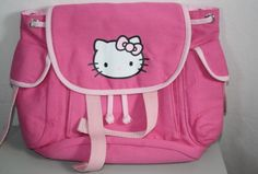 Hello Kitty by Victoria Couture Rucksack Pink-Rosa | eBay