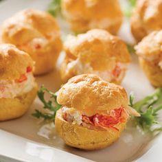 Lobster Puff Bites