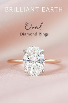 Create your own diamond ring! Select your ideal ring setting and pair it with an exceptional Beyond Conflict Free Diamond™. Oval Engagement, Beautiful Engagement Rings, Engagement Ring Styles, Vintage Engagement Rings, Pretty Rings, Beautiful Rings, Ring Verlobung, Dream Ring, Image Hd