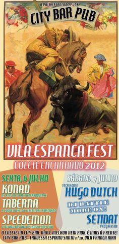4ª Edição do vila Espanca Fest no City Bar, «A Palha Blanco do Punk»