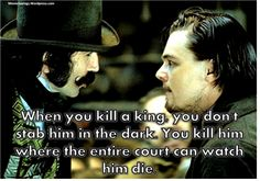 "Leonardo DiCaprio in ""Gangs Of New York"" (2002)"