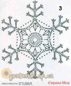 Crochet Patterns Christmas Crochet picture result for stars free Crochet Snowflake Pattern, Crochet Leaves, Crochet Stars, Crochet Snowflakes, Doily Patterns, Thread Crochet, Crochet Flowers, Crochet Patterns, Knitting Patterns