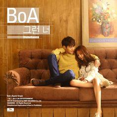 Taemin and BoA
