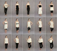 the versalette.  This is my idea of minimalist fashion.  Anyone want to buy me one?