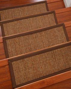 Classic Carpet Stair Treads, Stair Runners Alternative - Stair ...