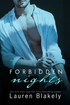 FORBIDDEN NIGHTS by Lauren Blakely  Blitz & Giveaway @LaurenBlakely3 @inkslingerpr