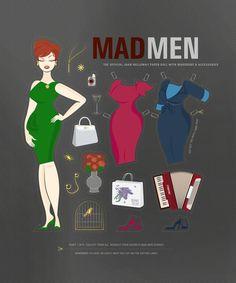 Mad  Men - Joan
