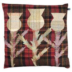 Thistle cushions