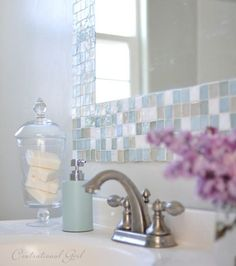 Bathroom DIY – Make Your Own Gorgeous Tile